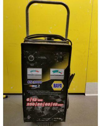 Chargeur a batterie 85-3000 250/80/60/10amp
