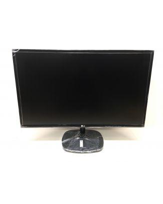 LG Moniteur LCD 27p 1080P IPS LED Noir 27MP48 NEUF