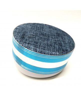 Haut-Parleur Bluetooth Bleu