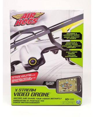 Drone de capture vidéo Air hogs X-stream