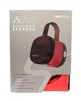 Haut-Parleur Bluetooth H2Go Soundstream
