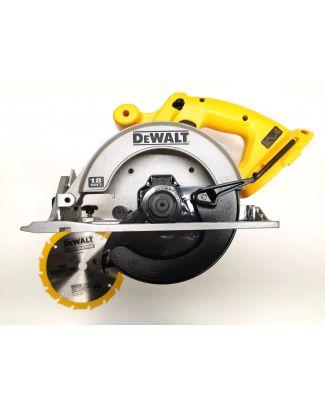 Scie ronde Dewalt 18V DC390