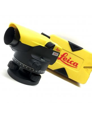 Leica Geosystems 840382 NA324 360 Degree Auto Optical Niveau + Trépied SitePro 01-ALQR20