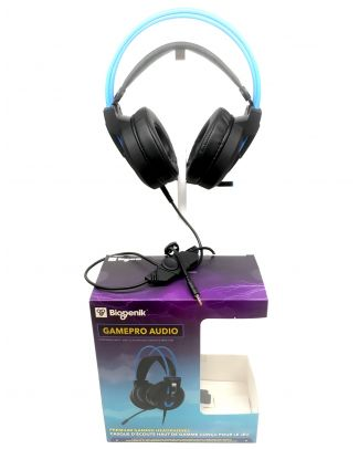 Casque audio Biogenik Gamepro