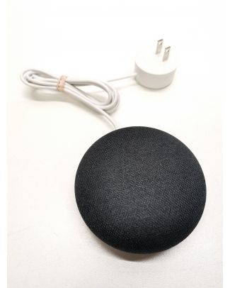 Haut-Parleur Assistant Google Home Mini