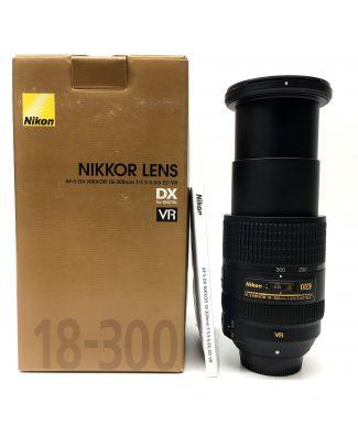 Lentille Nikon AF-S DX Nikkor 18-300mm f/3.5-5.6G ED VR