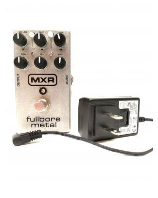 Pédale d'effet pour guitare MXR fullbore metal