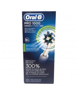 Oral-B PRO 1000 Brosse à dents Rechargeable
