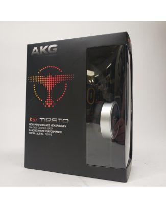 Casque d'écoute pour DJ AKG K67 Tiesto